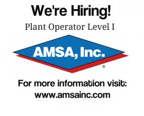 Plant Operator Level I