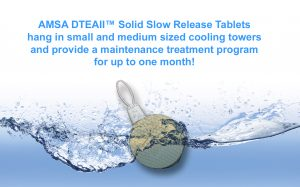 DTEA II™ Solid Slow Release tablets provide a maintenance program for up to 1 month