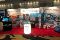 AMSA, Inc. tradeshow booth