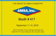Magic of AMSA Chemistry